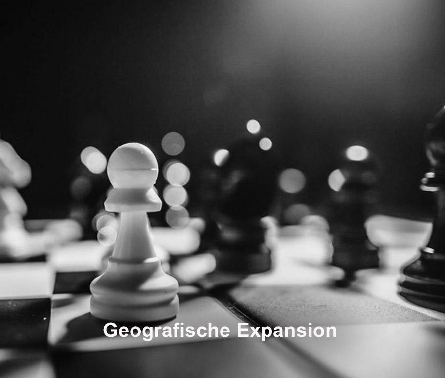 Ernesto Schmutter Bild Geografische Expansion