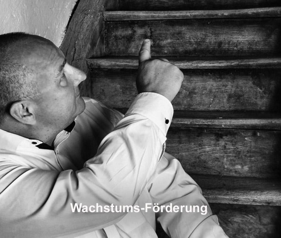 Ernesto Schmutter Bild Wachstums-Förederung